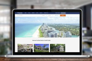 Best real estate agent website: Website & web design instead of an advertising agency